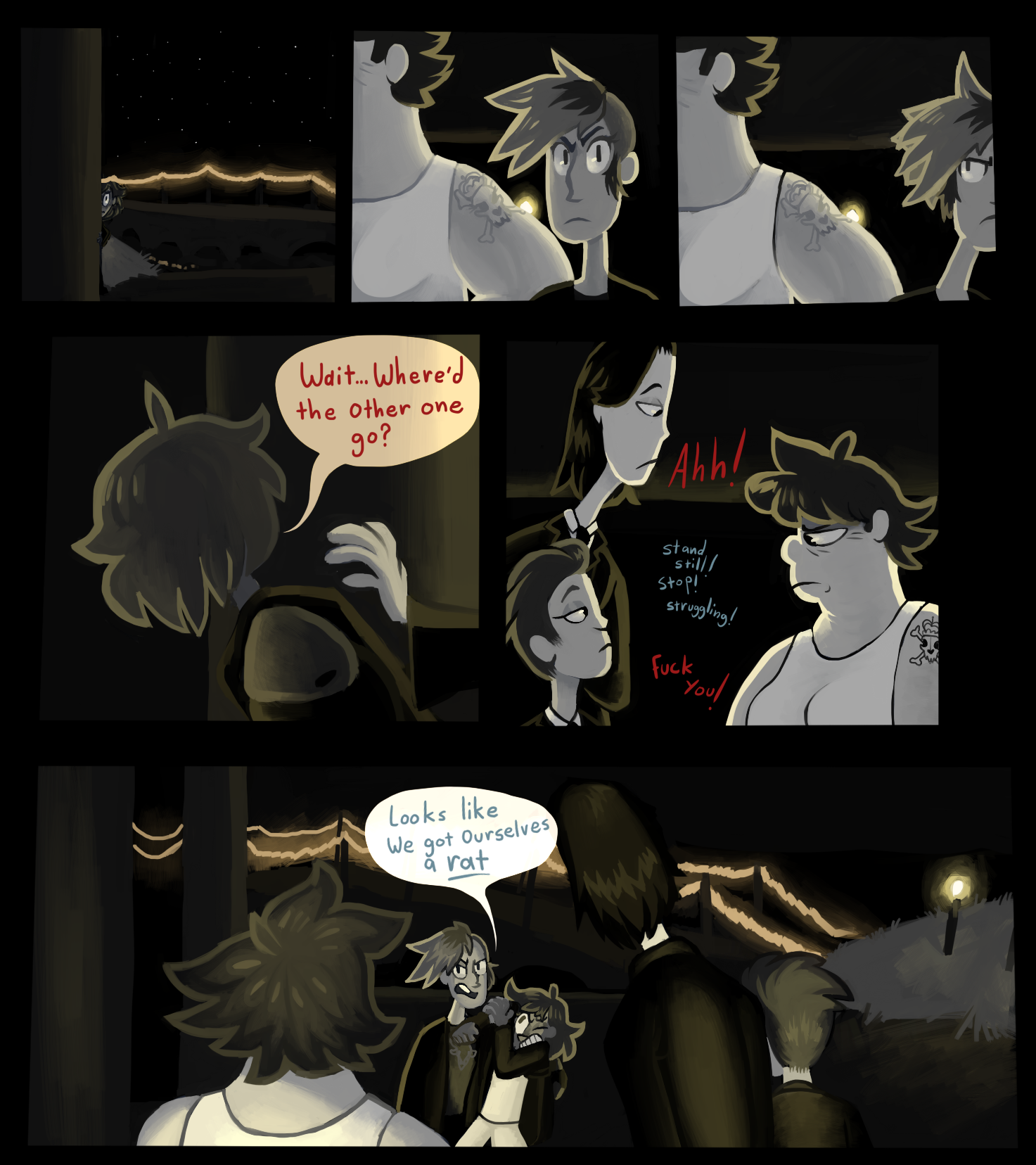 New Beginnings Part 2 Page 2